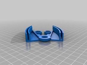 MPMD Folded Magnetic Draft Shield