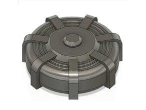 WK40K Sci-Fi Landmine