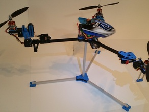 TriShift Copter (V2 pieces)