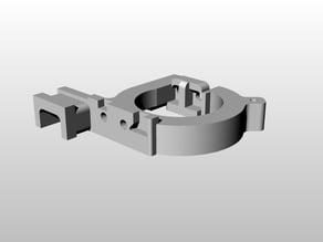 Replicator 2 Revised Fan Mount Assembly