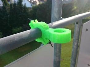 Sun shade umbrella holder