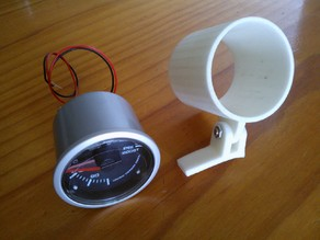 """52mm gauge holder for 2"""" boost/oil/water gauge"""