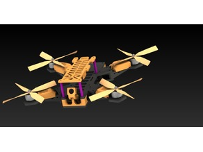 MTx Drones - Matrix 250 - Race Drone