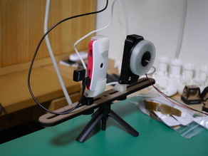 RaspberryPi Foundation official Pi Zero case support parts for Tripod