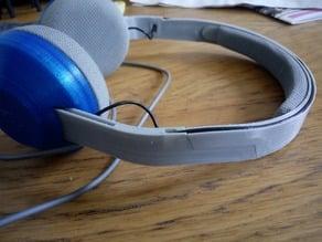Reworked Print+ Headphone Modular Frame