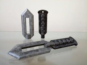 Mandalorian Kal Dagger