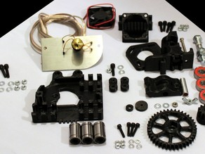 eckertech Hot end conversion kit for Nema 17 Prusa style machines