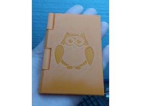 Business/Credit Card Holder Owl remix
