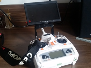 Devo 10 FPV Monitor holder