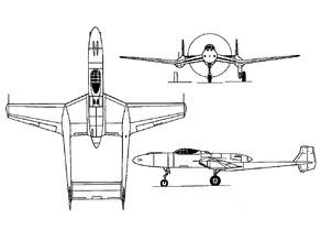 XP-54 Foam board plans
