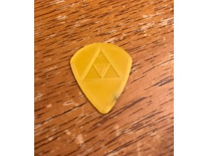 Triforce Guitar Pick