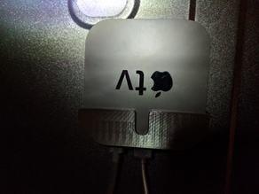 Apple 4K TV mount