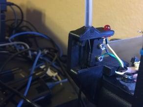 MakerGear M2 Filament RunOut Switch bracket