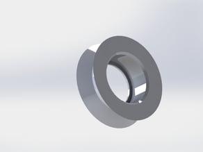 608 ball bearing pulley
