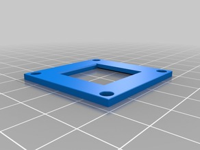 FC support or cover plate