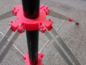 Universal quadpod