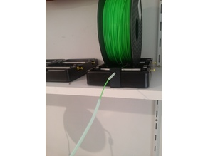 Guide fil pour support de bobine MMU2