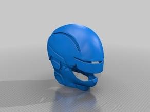 RoboCop 2014 Helmet revisions 1-2-3