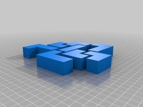 3x3 Cube puzzle