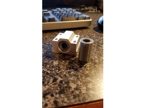 Yet Another Low Friction Linear Bearing
