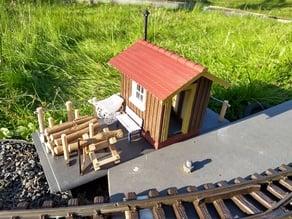 signalman shack