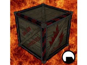 Crate from Half Life