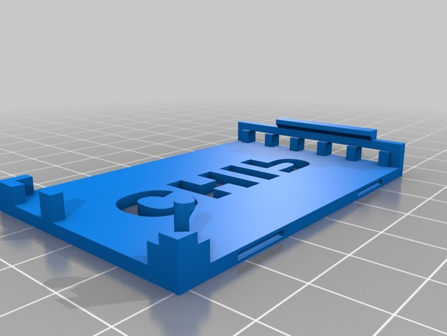 Next Thing CHIP Computer Case by mtnbkr88 - Thingiverse