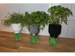 Selfwatering planter