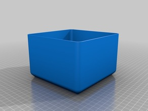 Box for 3D printing