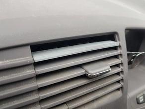Toyota Prius Air Vent Blade