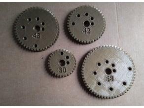 Gear Factory for Spiro Machine