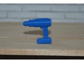 Scale 1/10 accu screwdriver