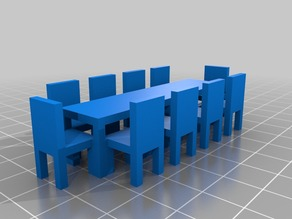 Dining Table (1piece)