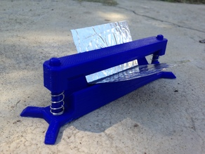 mini sheet metal brake