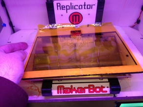 Replicator Kapton Tape Applicator