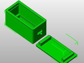 Arduino Nano Lux Sensor Case (www.mysensors.org)