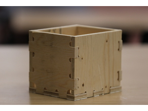 Joinery box