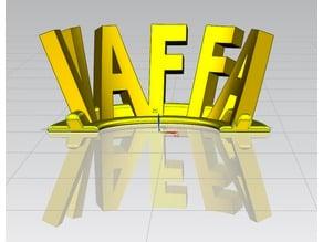 VAFFA... 3D - tridimensionale
