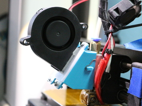 """MP Select Mini """"Improved"""" Cooling System For ABS"""