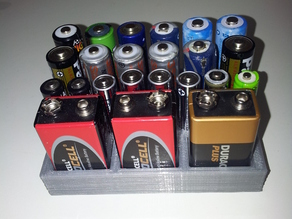 we order our batteries