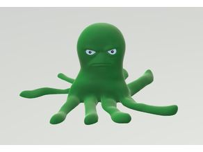 Cranky the Octopus