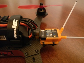 FrSky X4R(-SB) receiver mount for Vortex 250