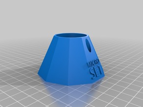 Micro Scale System Bottle Holder