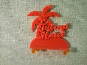 Tulagi Hotel thingamajig