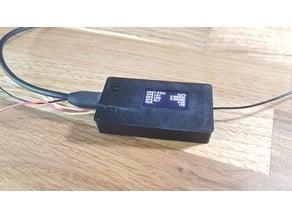 Wemos TTGO LORA SX1278 ESP32 OLED Module Case