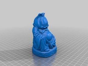 Garfield Buddha