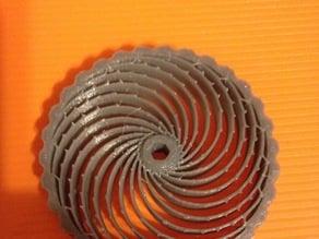 compression wheel