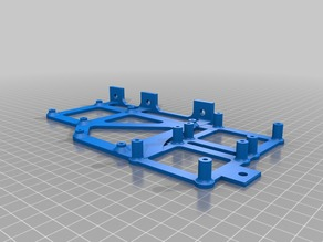 AM8 RAMPS RPI 2MOSFET Holder