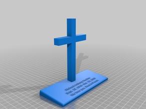 My Customized Cross and Base - Parametric