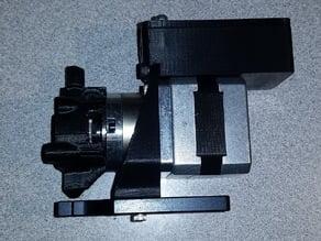 MakerGear M2 Narrow Motor Mount for V4 extruder